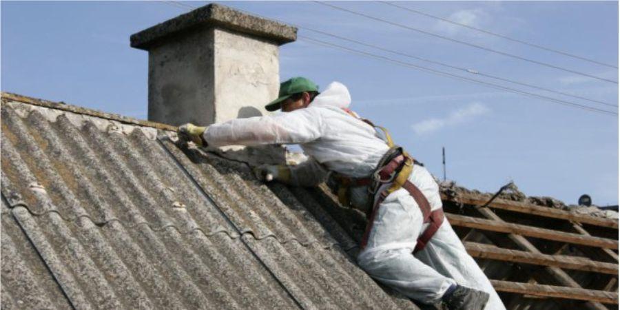 Dofinansowanie na demonta¿ azbestu