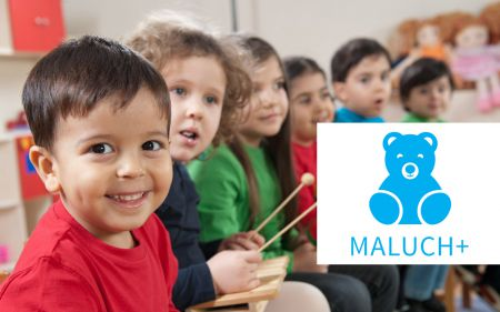 Program MALUCH plus 2017