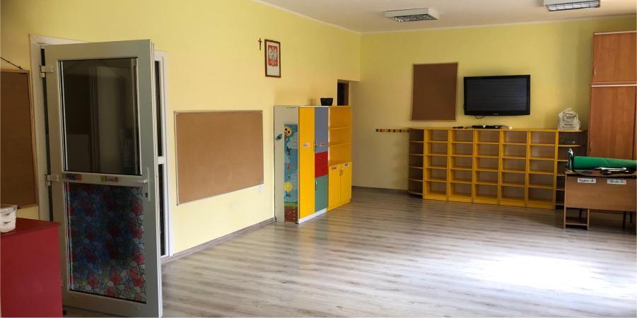 Przedszkole i oddzia³y przedszkole gotowe na przyjmowanie dzieci